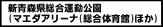 新総合運動公園(マエダアリーナ(総合体育館)ほか)